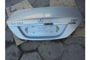 б/у Крышки багажника Mercedes CLS-Class