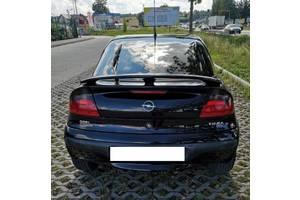 б/в кришки багажника Opel Tigra