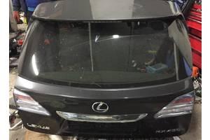 Крышки багажника Lexus RX