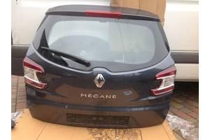 б/у Крышки багажника Renault Megane III