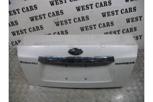 Б/У Кришка багажника на седан Impreza 2007 - 2011 . Вперед за покупками!