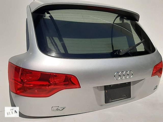 продам Кришка Кришка багажника двері Задня Ляда Audi Q7 (4L) 2005-`15 бу в Ровно