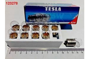 Лампа с цоколем TESLA 12V R5W (B55101) (10 шт. в уп.)