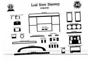 Торпеды Land Rover Land Rover