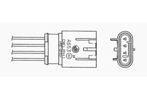 Датчики кислорода Fiat