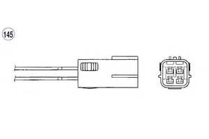 Датчики кислорода Mazda 5