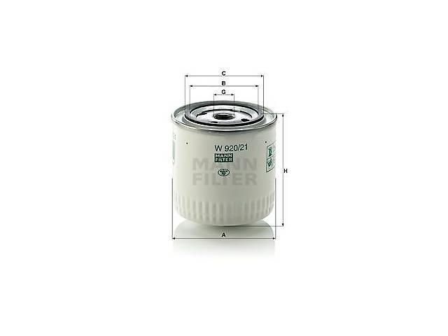 купить бу Масляный фильтр FSO 125P / MG MGR V8 / UAZ 31512 / GAZ VOLGA / ROVER RV8 1960-2013 г. в Одессе