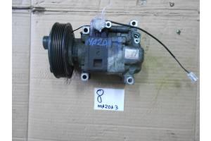 б/у Компрессоры кондиционера Mazda 3