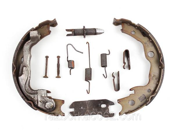 Механизм тормозной правый Arab Nissan Tiida (C11) 07-13 (Ниссан Тиида Ц11)- объявление о продаже  в Киеве