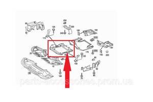 Новые Защиты под двигатель Mercedes S-Class