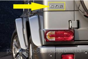 Новые Эмблемы Mercedes G-Class