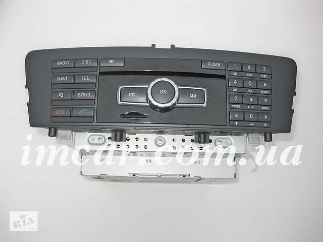 купить бу Mercedes GL/GLS-Class X166 (2012-2019) Блок управления, comand, APS MIT DVD-чейнджер A1669008111 в Миколаєві