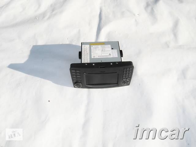 купить бу Mercedes ML W164 (2005-2011) Comand NTG 2.5 с DVD чейнджером на 6 дисков в Миколаєві