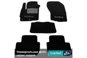 Ковры салона Saab 9-5