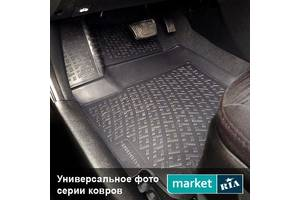 Ковры салона SsangYong Rexton