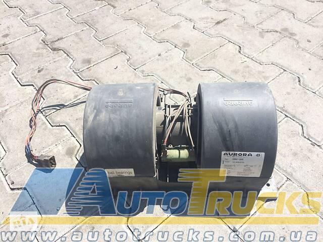 купить бу Моторчик печки Aurora DRG 1200 24V в автобус L94 Б/у для Scania 4 серия в Чернівцях