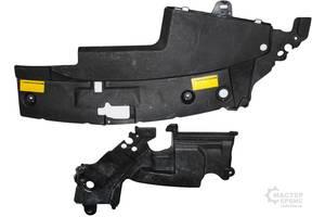 б/у Накладки передней панели Toyota Avensis