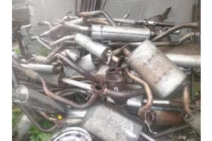 Глушители Opel Vectra A