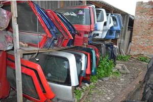 Карты крышки багажника Volkswagen Sharan