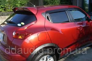 Спойлеры Nissan Juke