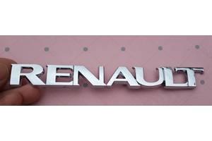 Новые Эмблемы Renault
