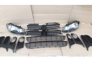 Новые Решётки бампера Volkswagen Golf VI