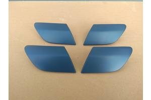 Новая заглушка отверстия форсунки омывателя фар крышка / накладка крышечка форсунки для Volkswagen Jetta 2005 - 2010 год