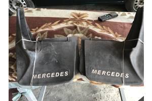 Новые Брызговики и подкрылки Mercedes Vito груз.