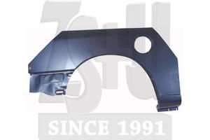 Нові крила задні Volkswagen Caddy