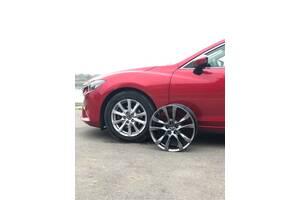 Новые оригинальные диски Mazda R19