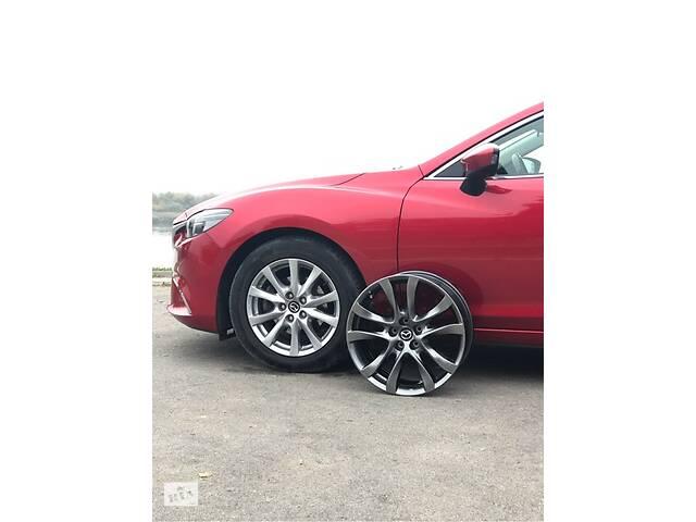 бу Новые оригинальные диски Mazda R19 в Херсоне