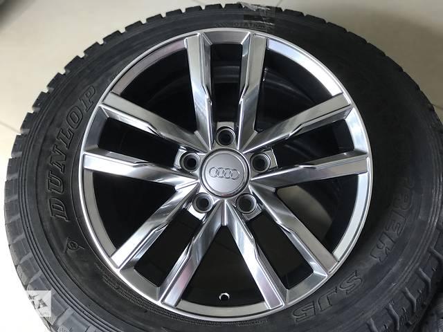 бу Новые оригинальные литые диски R16 5-112 на Audi A3,4, 5, A6 A7 Q3,5 в Харькове