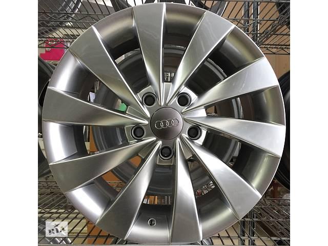 бу Нові оригінальні литі диски R16 5-112 на Audi A3,4, 5, A6 A7 Q3,5 в Харкові