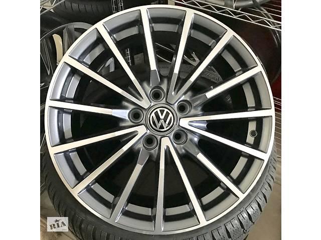 купить бу  Новые оригинальные литые диски R17 5-112 на Volkswagen Passat, СС, Scirocco, Goolf 5-7,R, Tiguan в Харькове