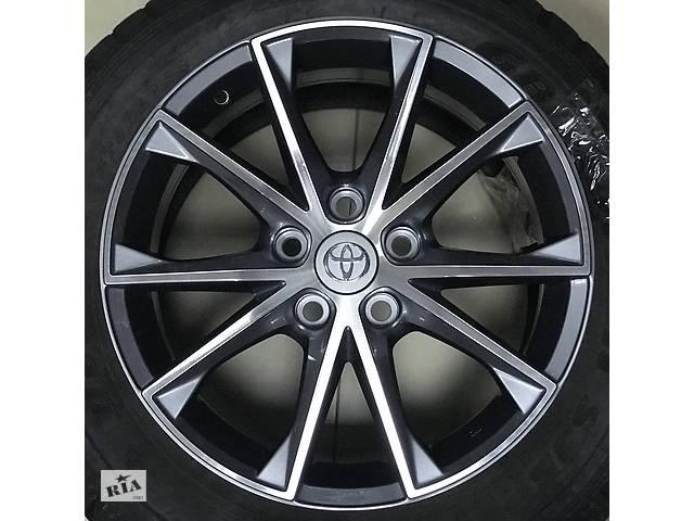 продам Новые оригинальные литые диски R17 5-114.3 Toyota Camry, Corolla бу в Харкові