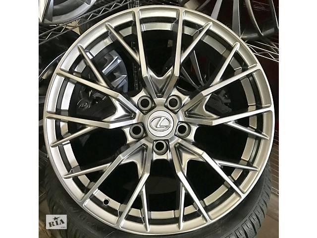 Новые оригинальные литые диски R18 5-114.3 Lexus RX, GS, ES, NX, IS- объявление о продаже  в Харькове