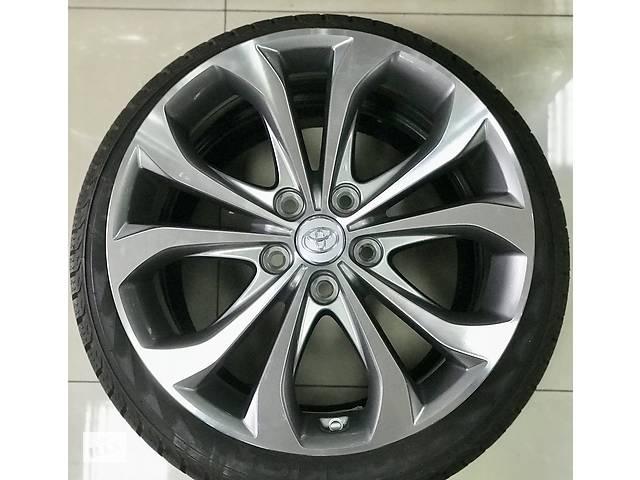 Новые оригинальные литые диски R18 5-114.3 Toyota RAV4, Highlander, Venza- объявление о продаже  в Харкові