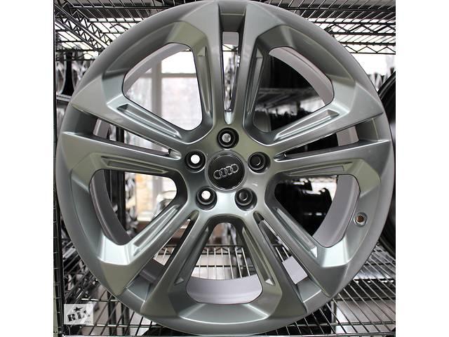 купить бу Новые оригинальные литые диски R20 5-112 на Audi A6 A7 A8, Q3 ,Q5, Q7 в Харькове
