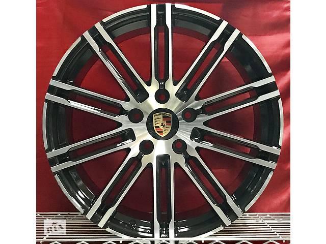 купить бу Новые оригинальные литые диски R20 5-130 Porsche Cayenne в Харкові