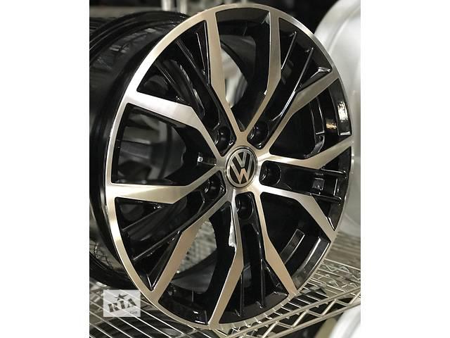 Новые оригинальные литые диски Volkswagen R16 5-112 Scirocco- объявление о продаже  в Харкові