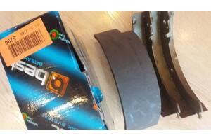 Новые задние тормозные колодки ВАЗ 2101-07