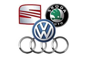 Новые Бамперы передние Volkswagen
