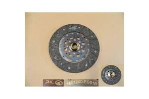 Нові диски зчеплення Great Wall Voleex