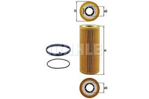 Новый Фильтр масляный AUDI Q7 06-15, PORSCHE CAYENNE 10-н.в., VW TOUAREG 10-18 3.0