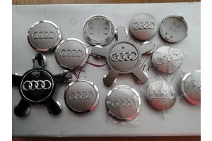 Новые Колпаки Audi A6