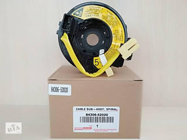 продам Новый шлейф airbag, подрулевой шлейф, улитка Toyota Corolla 02-08, Rav4 00-05 84306-52020 Тойота.  бу в Переяславе-Хмельницком