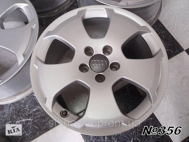 бу Оригинальные диски Audi R17 5x112 7,5Jx17H2 ET56 8P0 601 025c Italy VW в Кременчуге