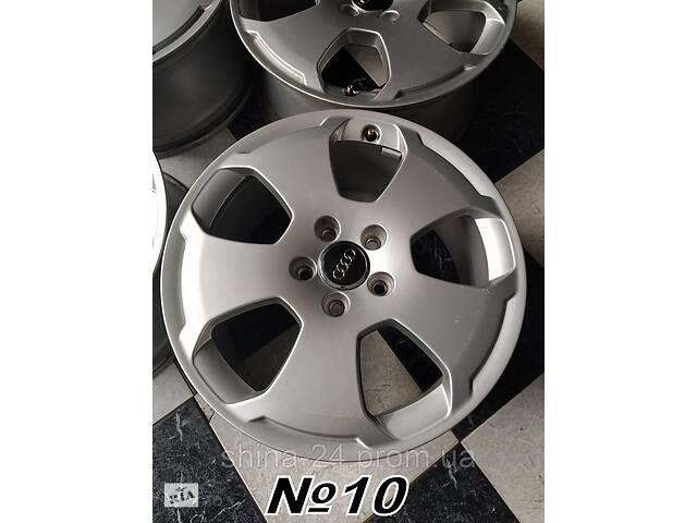 купить бу Оригинальные диски Audi R17 5x112 7,5Jx17H2 ET56 8P0 601 025C в Кременчуге