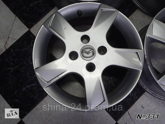 продам Оригинальные диски Mazda R15 4x108 6Jx15H2 ET52,5 Ford Fiesta,Escort бу в Кременчуге