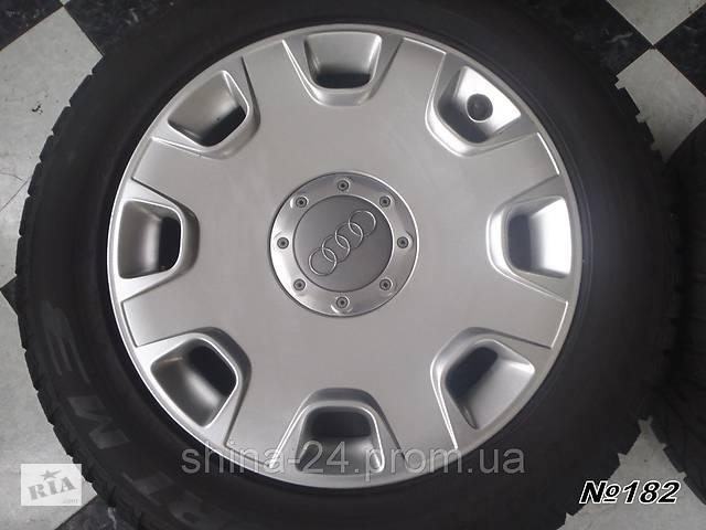 купить бу Оригинальные диски и шины Audi R17 5x112 7,5Jx17H2 ET40 235/55/R17 в Кременчуці